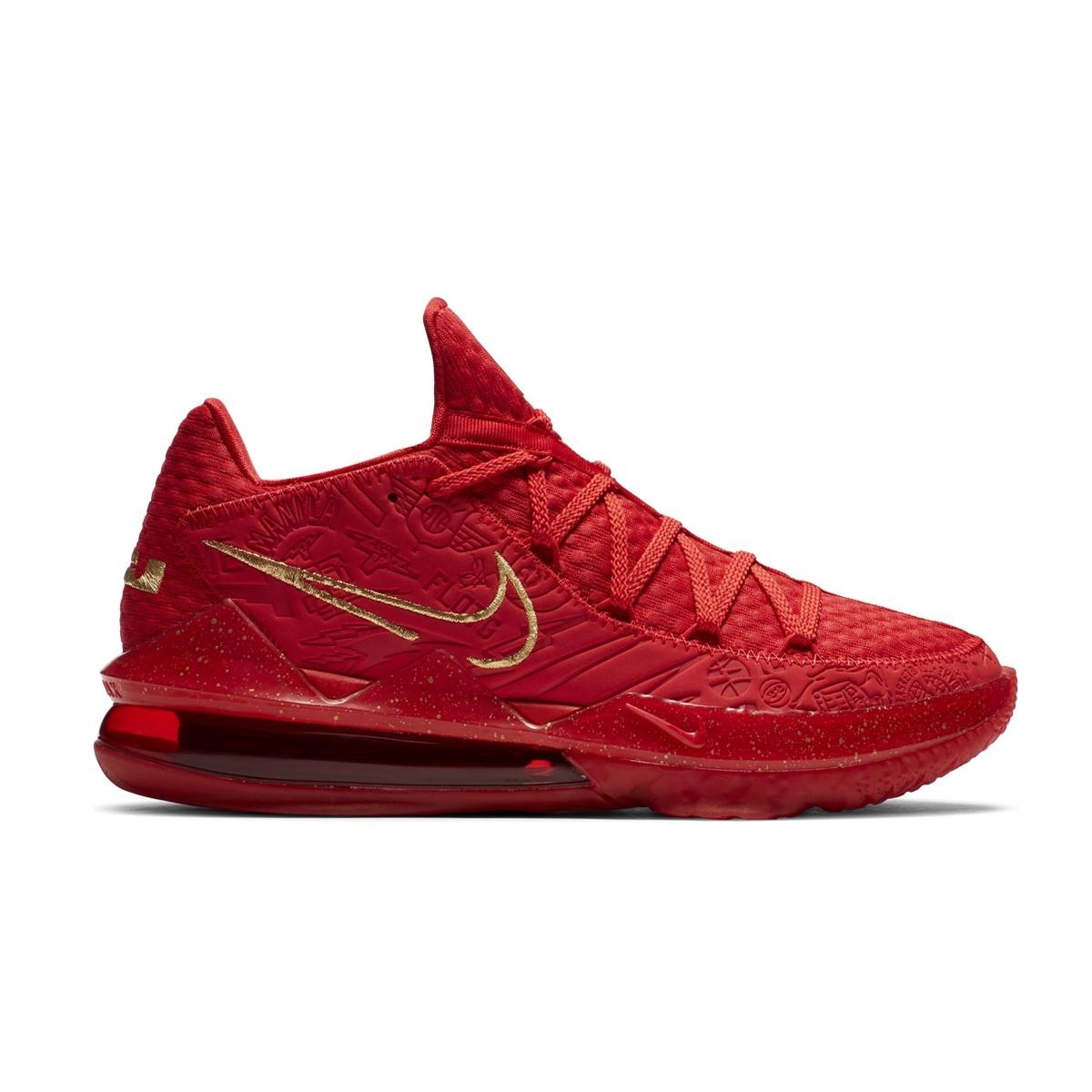 Nike LeBron XVII Low PH x Titan 'Agimat'
