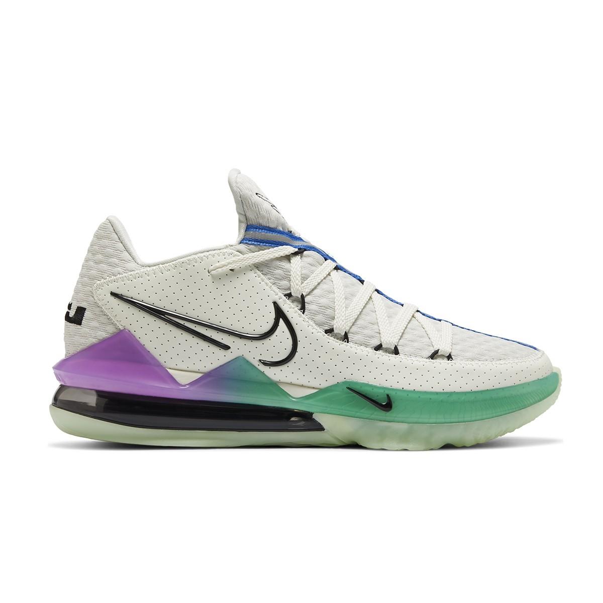 Nike Lebron XVII Low 'Glow In The Dark'