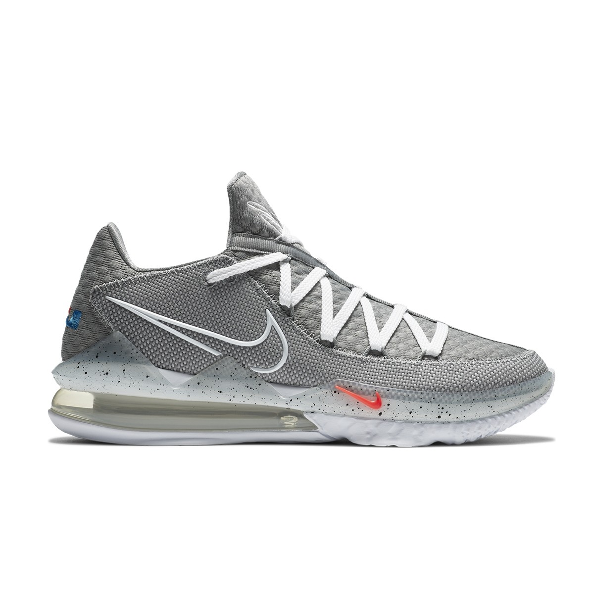 Nike Lebron XVII Low 'Particle Grey'