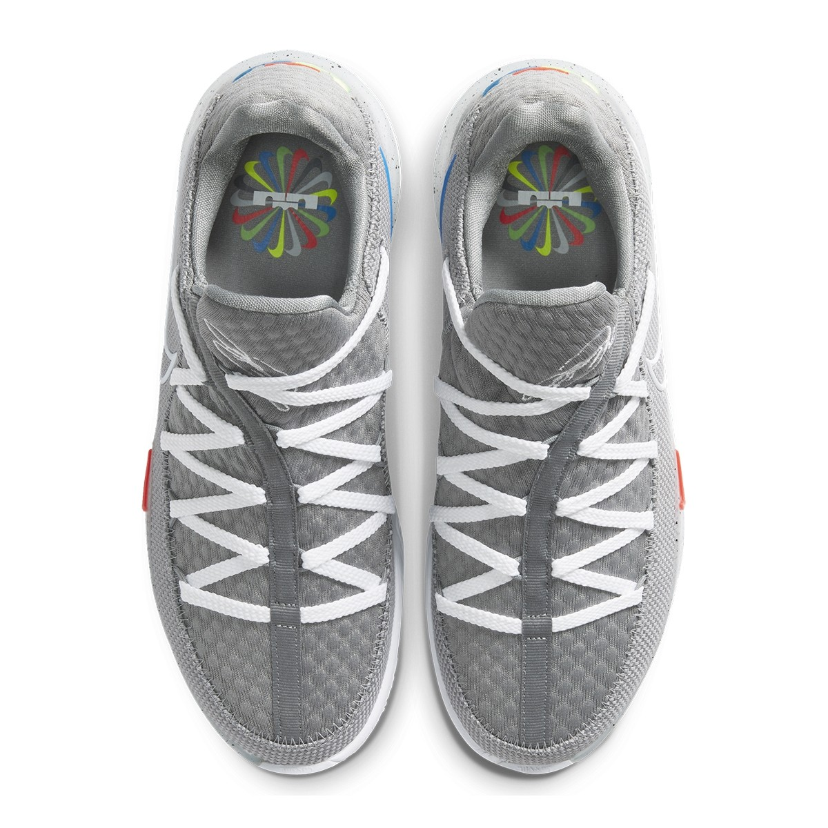 Nike Lebron XVII Low 'Particle Grey'-CD5007-004