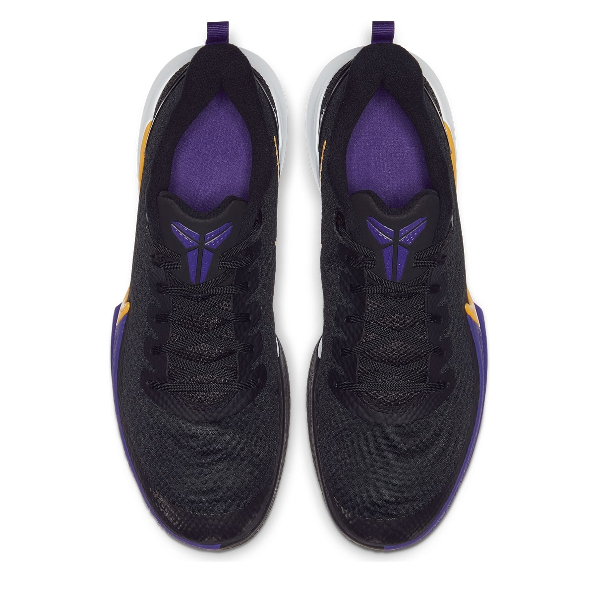 Nike Mamba Focus GS 'Lakers' AJ5899-005-JR