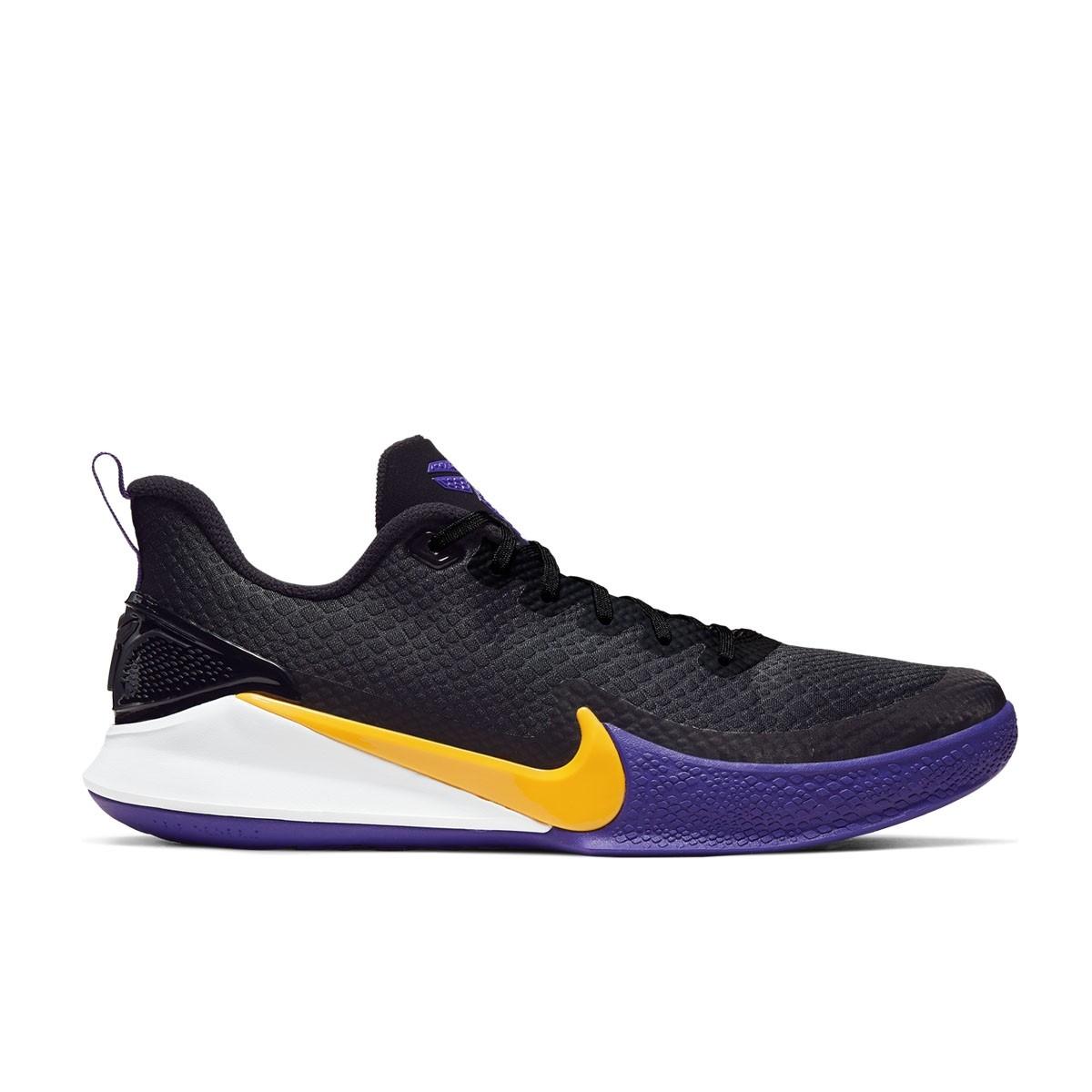 Nike Mamba Focus GS 'Lakers'