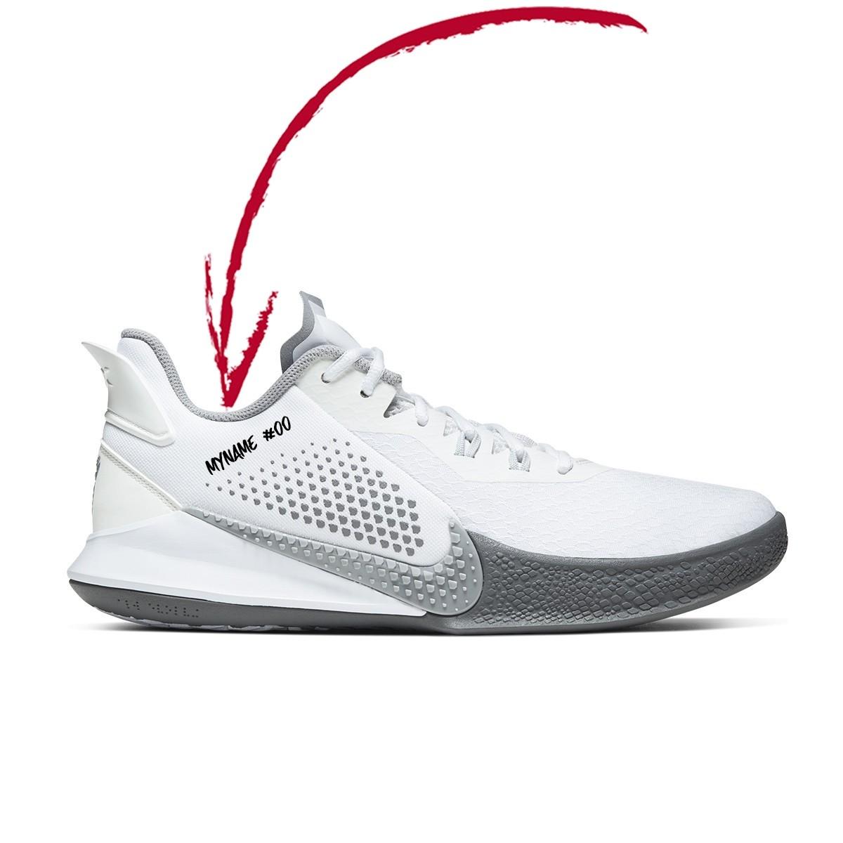 Nike Mamba Fury 'White'-CK2087-100