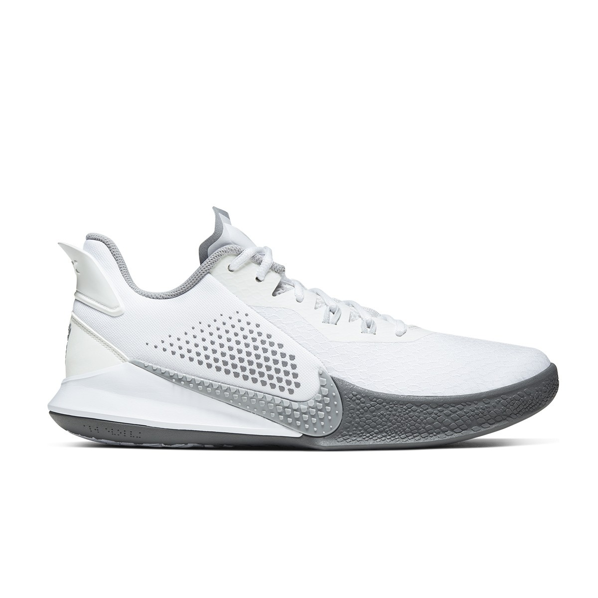 Nike Mamba Fury Jr 'White'