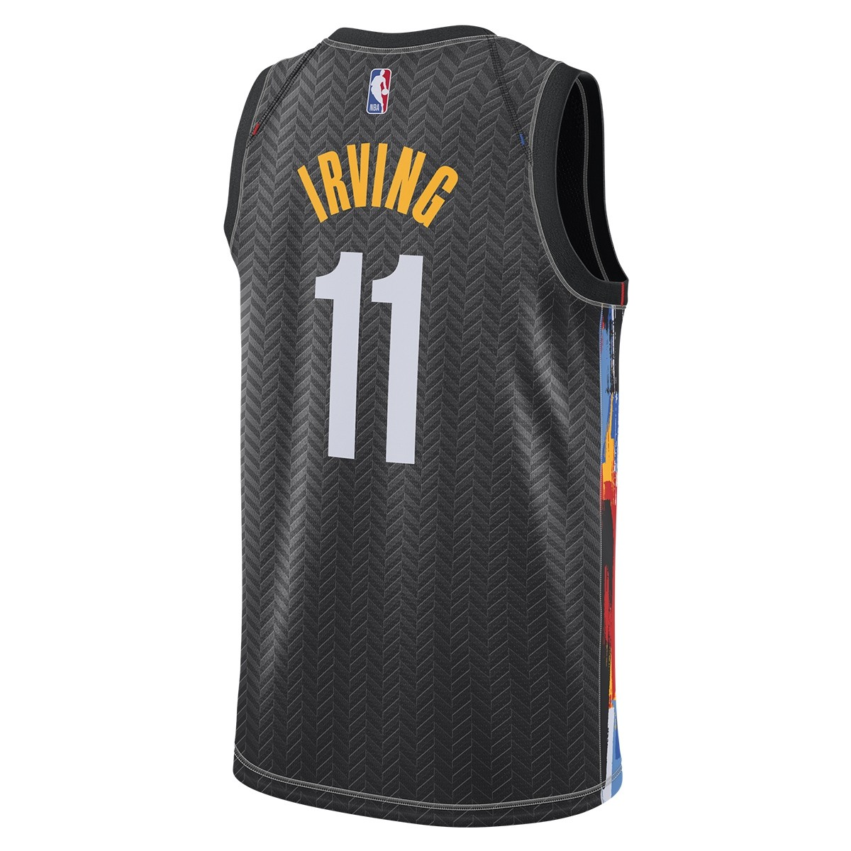Nike NBA Brooklyn Nets Swingman Jersey Kyrie Irving 'City Edition'-CN1713-018