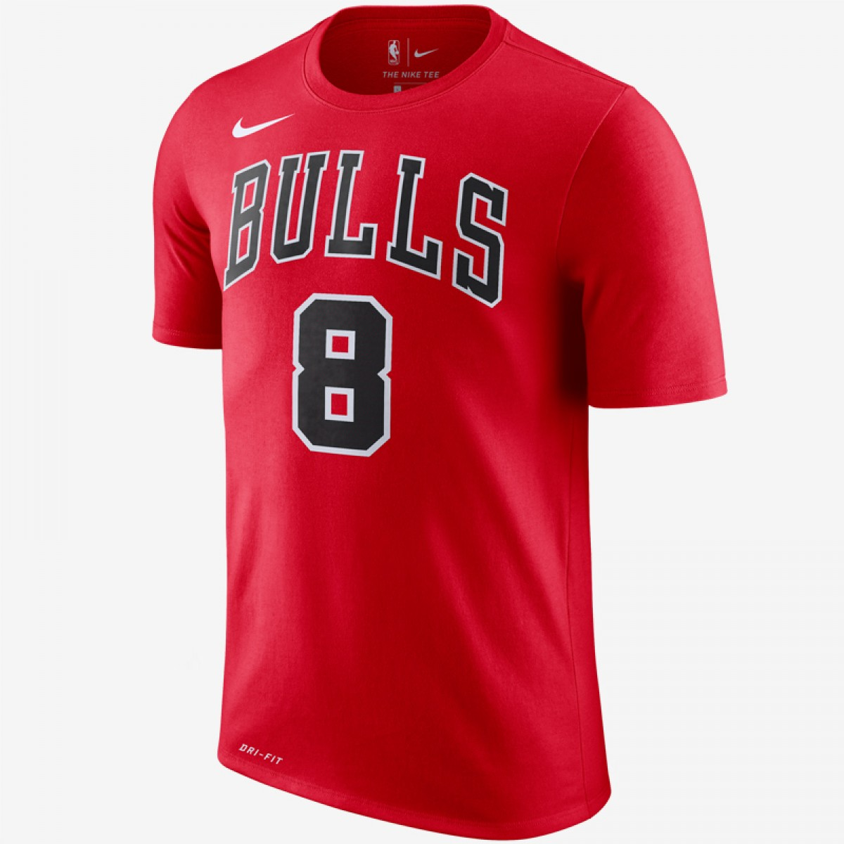 Nike NBA Bulls Tee Lavine 'Icon edition'