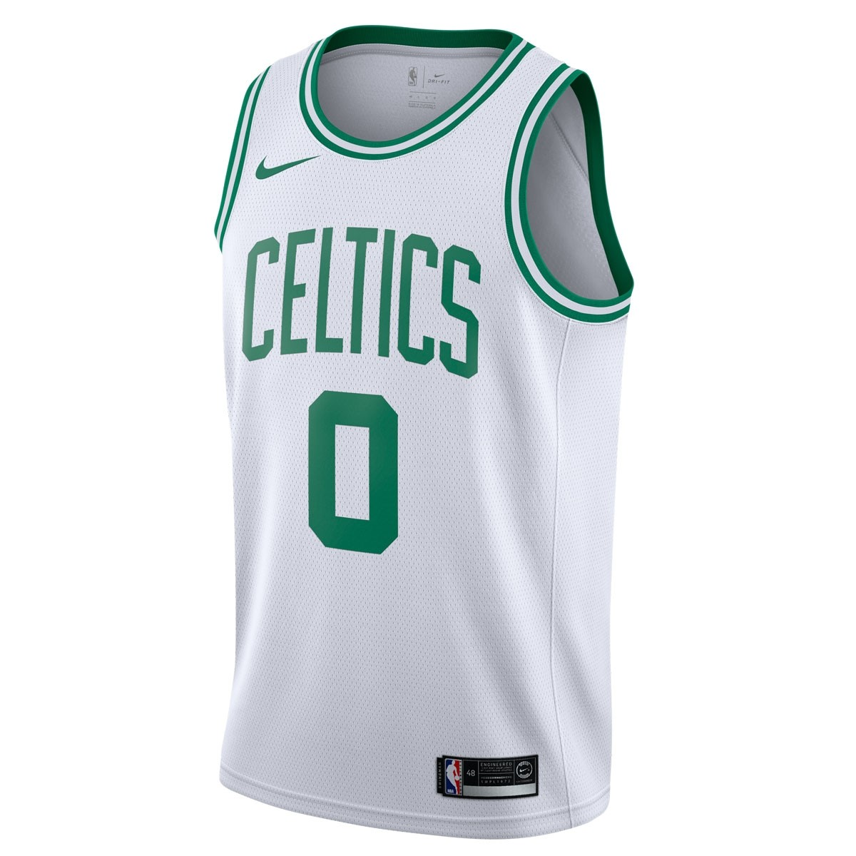Nike NBA Celtics Swingman Jersey Tatum 19/20 'Association Edition'