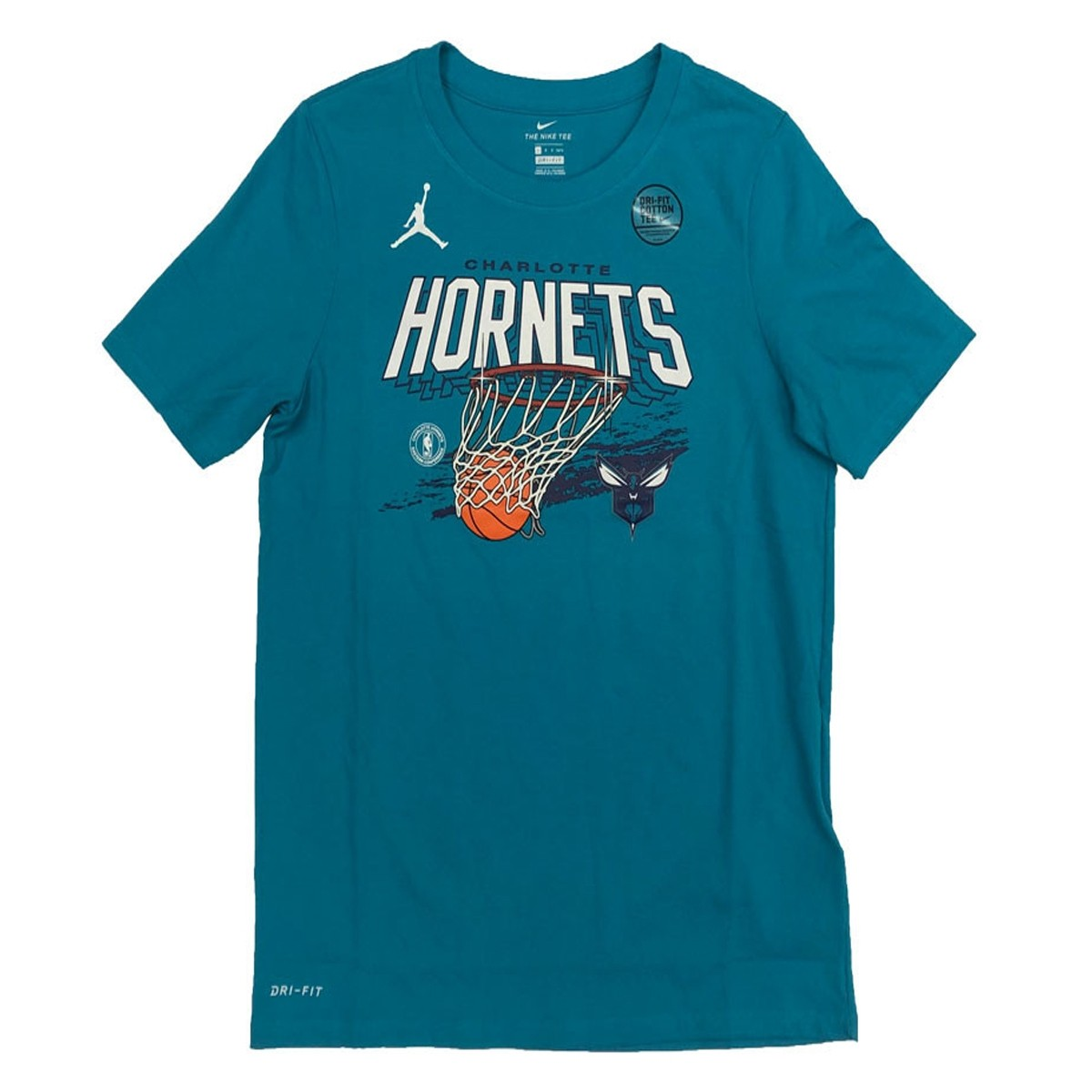 Nike NBA FNWR Hoops Hornets 'Turqoise'