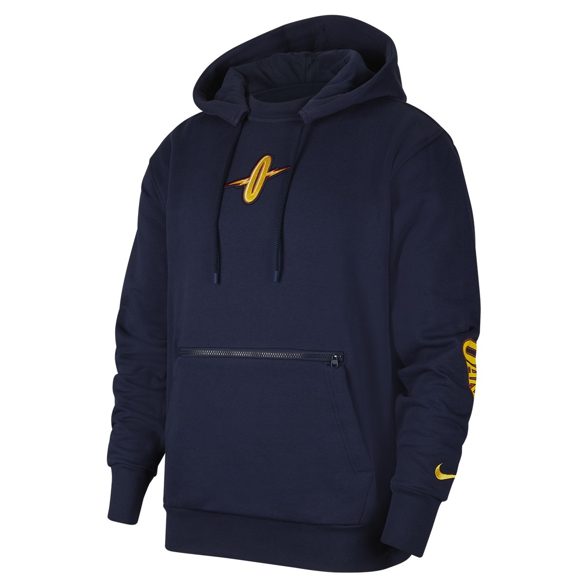 Nike NBA Hoodie Golden State Warriors 'City Edition'