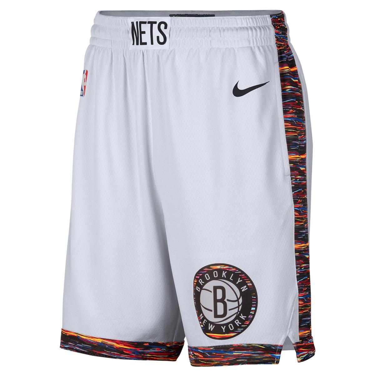 Nike Junior NBA Brooklyn Nets Swingman Short 'City Edition'