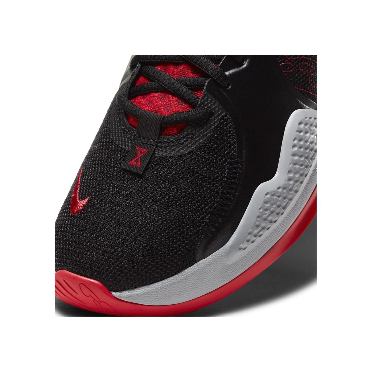 Nike PG 5 'Bred'-CW3143-002