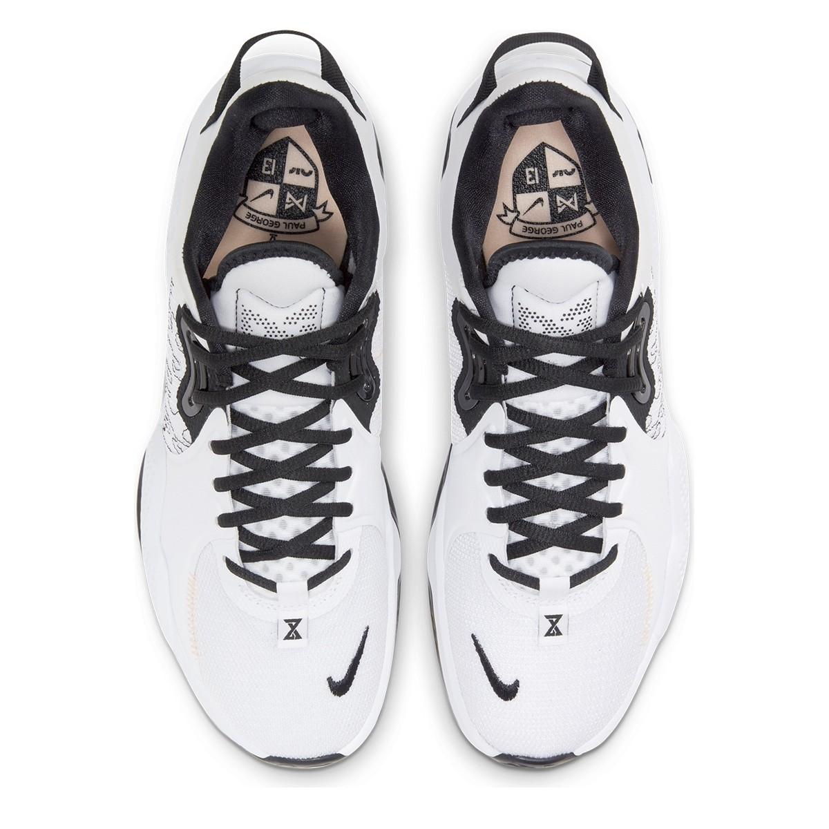 Nike PG 5 'White'-CW3143-100