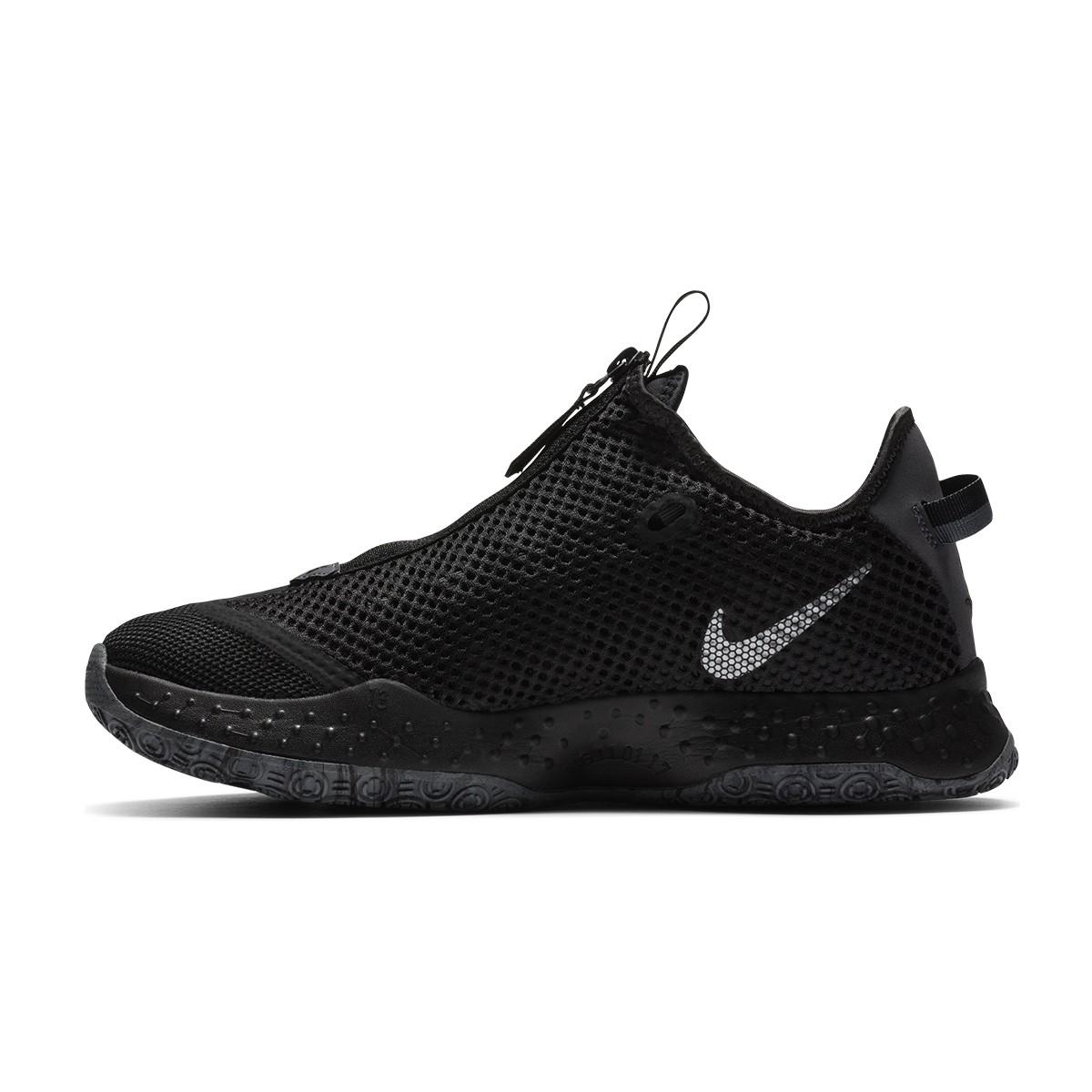 Nike PG 4 GS 'Triple Black'-CD5079-005-Jr