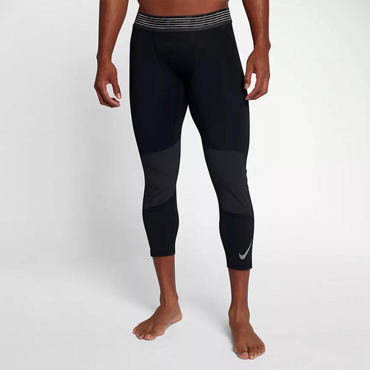 Nike Pro 3/4 Tights 'Black'