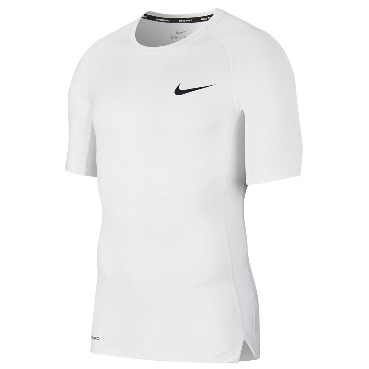 Camiseta Nike Pro Men's Short-Sleeve 'White'