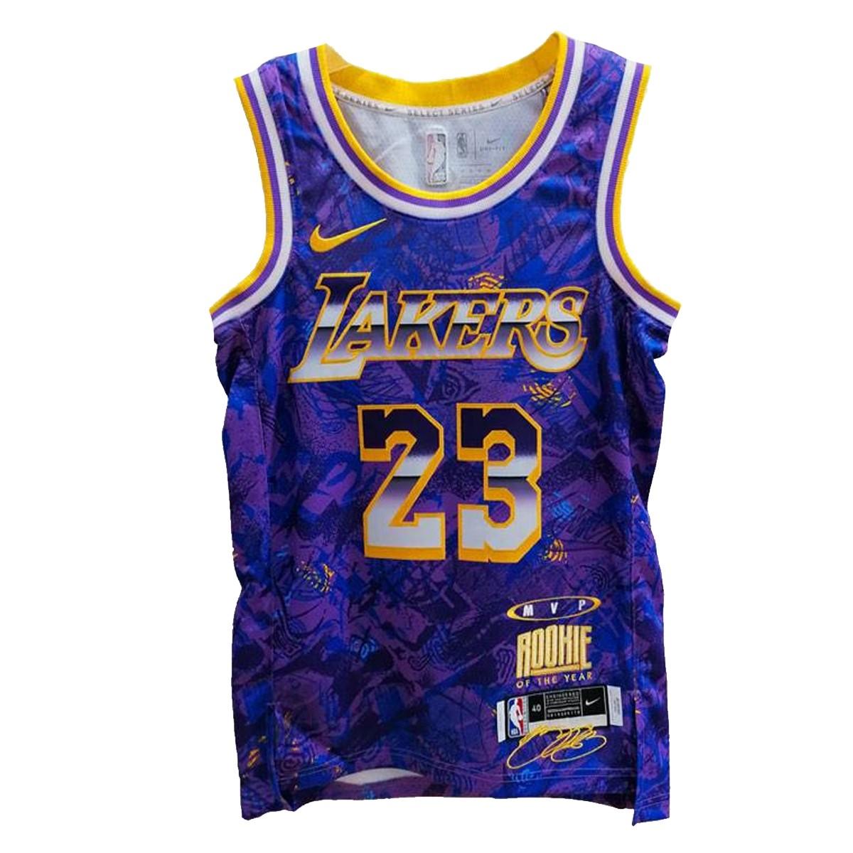 Nike Select Series Jersey 'LeBron James'