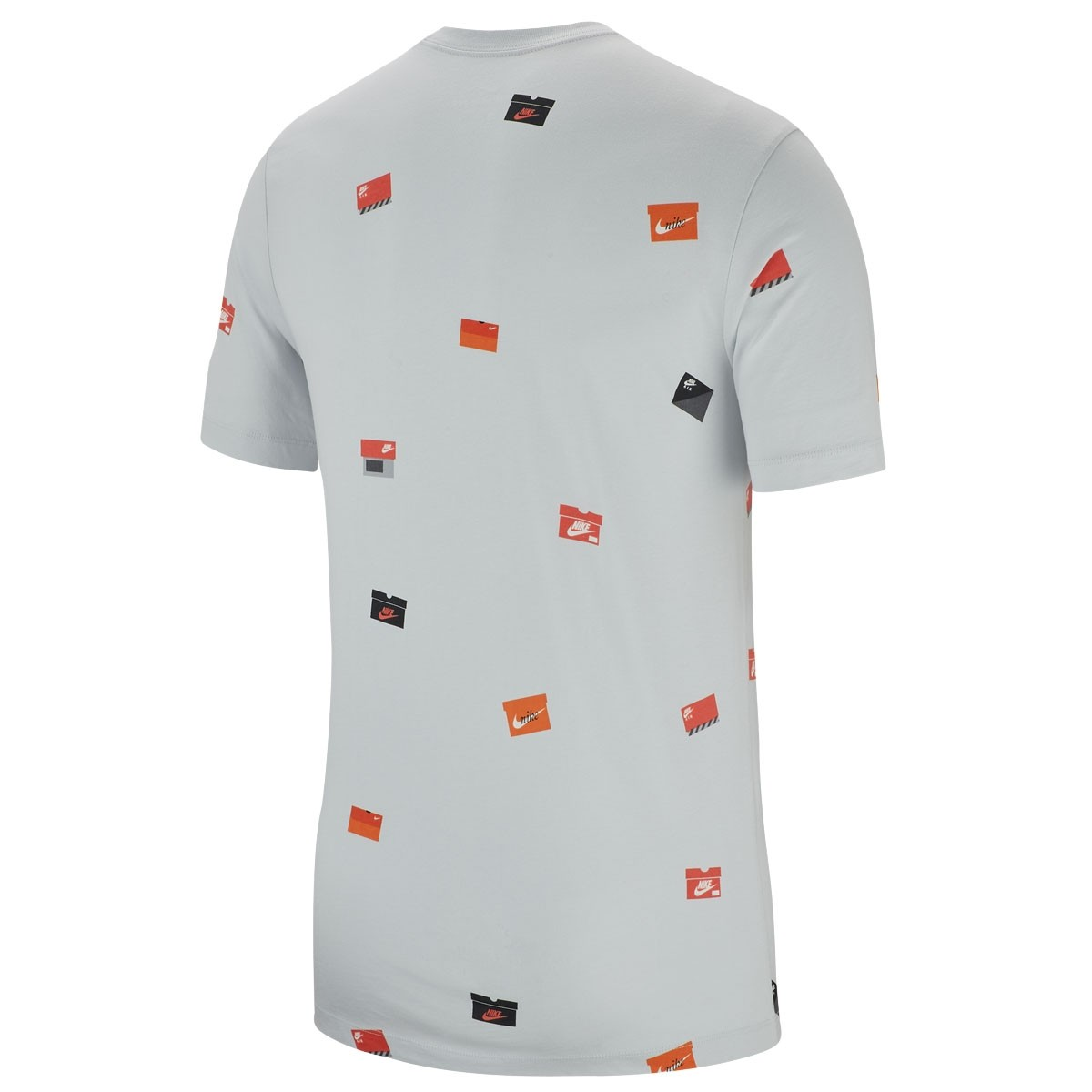 Nike Shoe Box T-shirt 'Grey' BQ0066-043