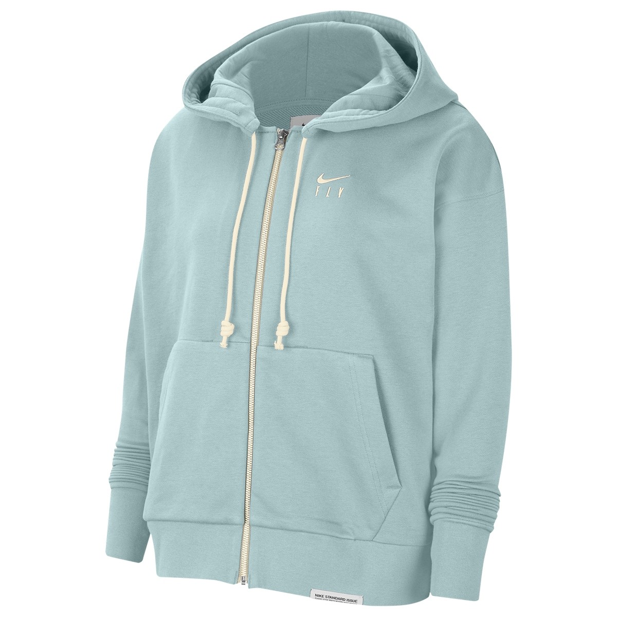Sudadera Nike Swoosh Fly Wmns Standard Issue 'Teal'