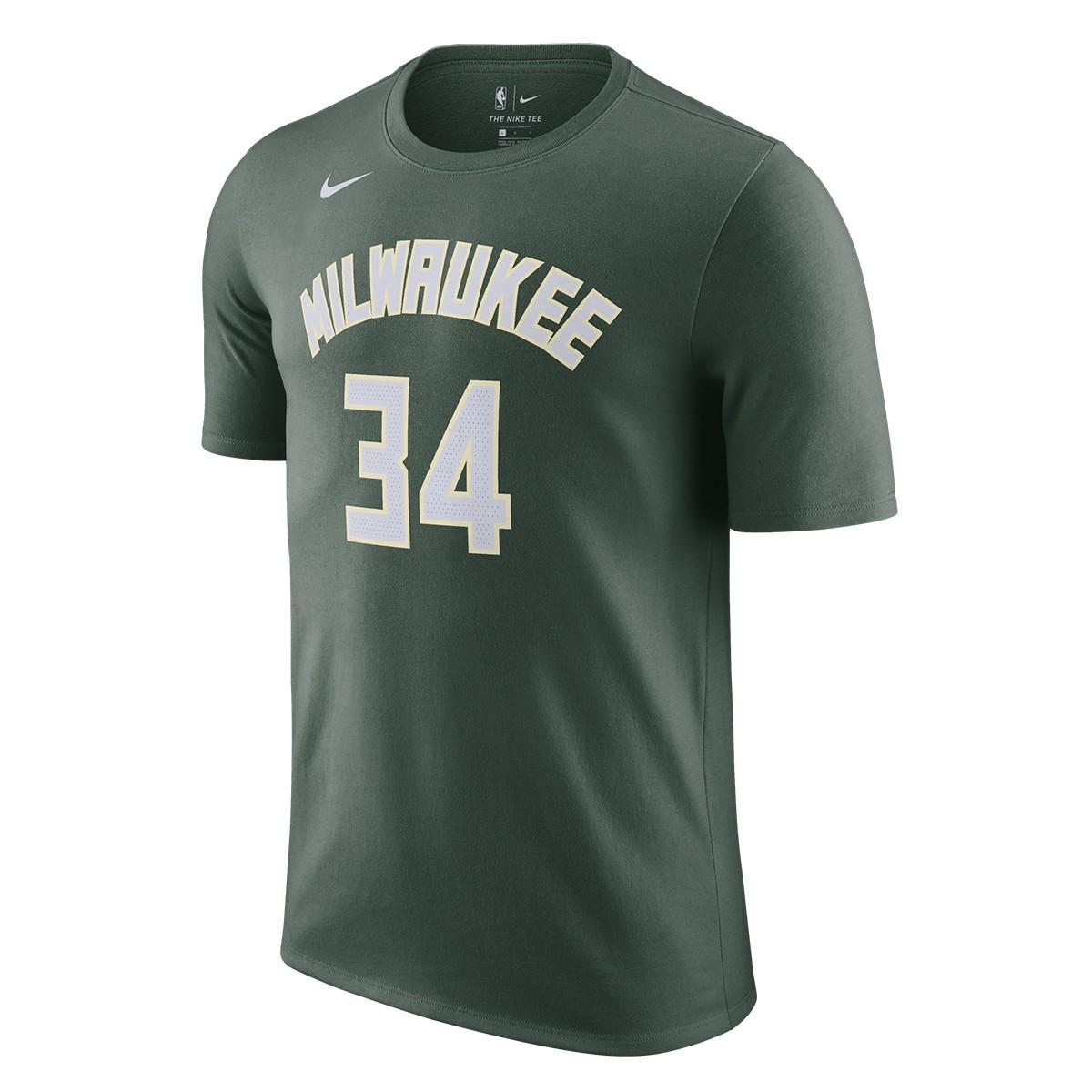 Nike T-Shirt Milwakee Bucks 'Giannis Antetokounmpo'