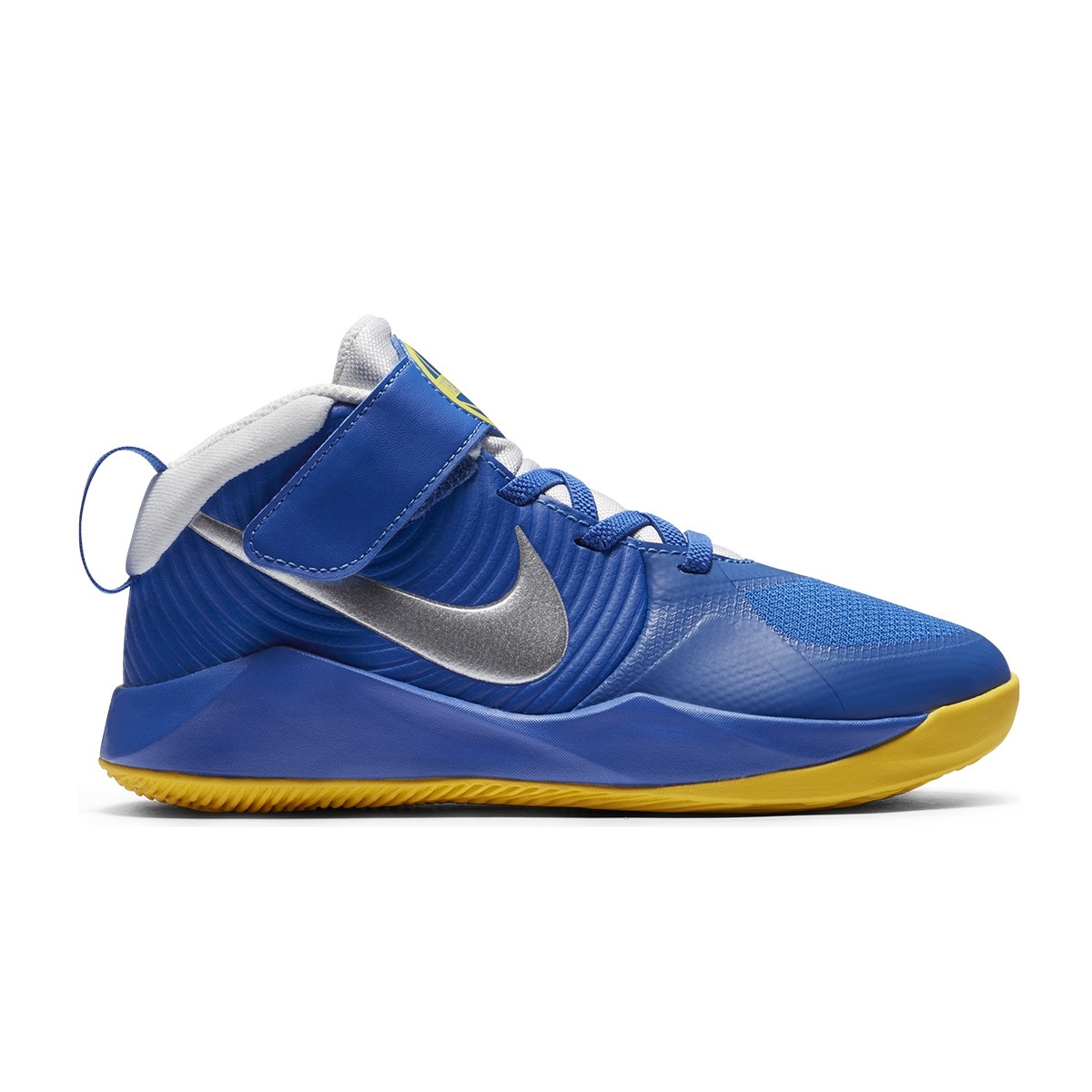 Nike Team Hustle D9 PS 'GSW'