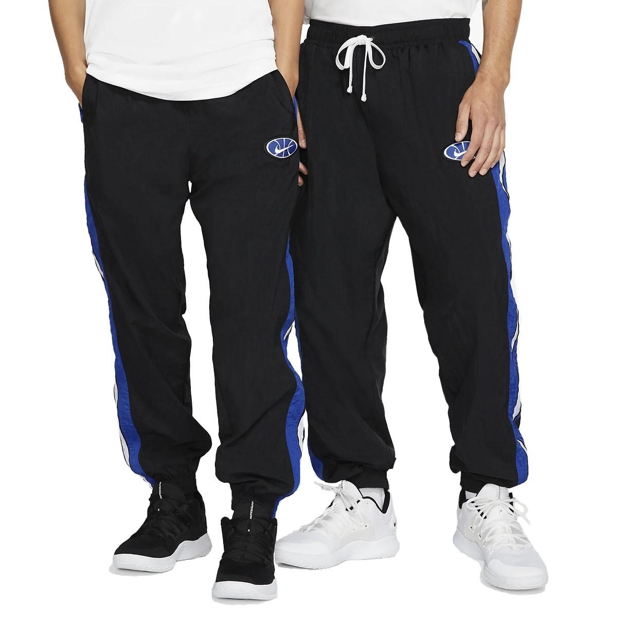 Nike Throwback Basketball Pants 'Royal'