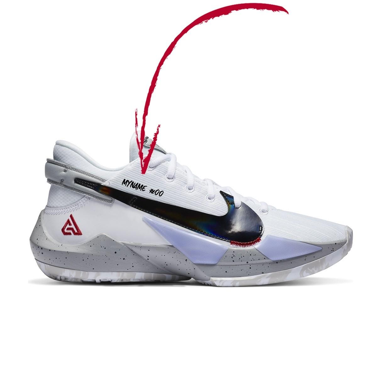 Nike Zoom Freak 2 'White Cement'-CK5424-100