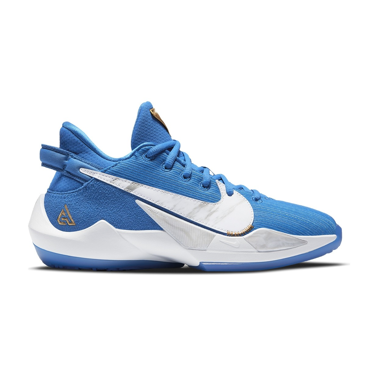 Nike Zoom Freak 2 Jr 'Signal Blue'