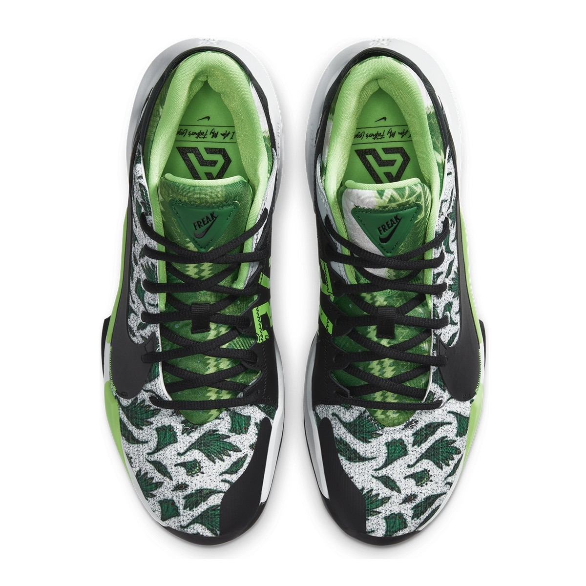 Nike Zoom Freak 2 'Naija'-DA0907-002