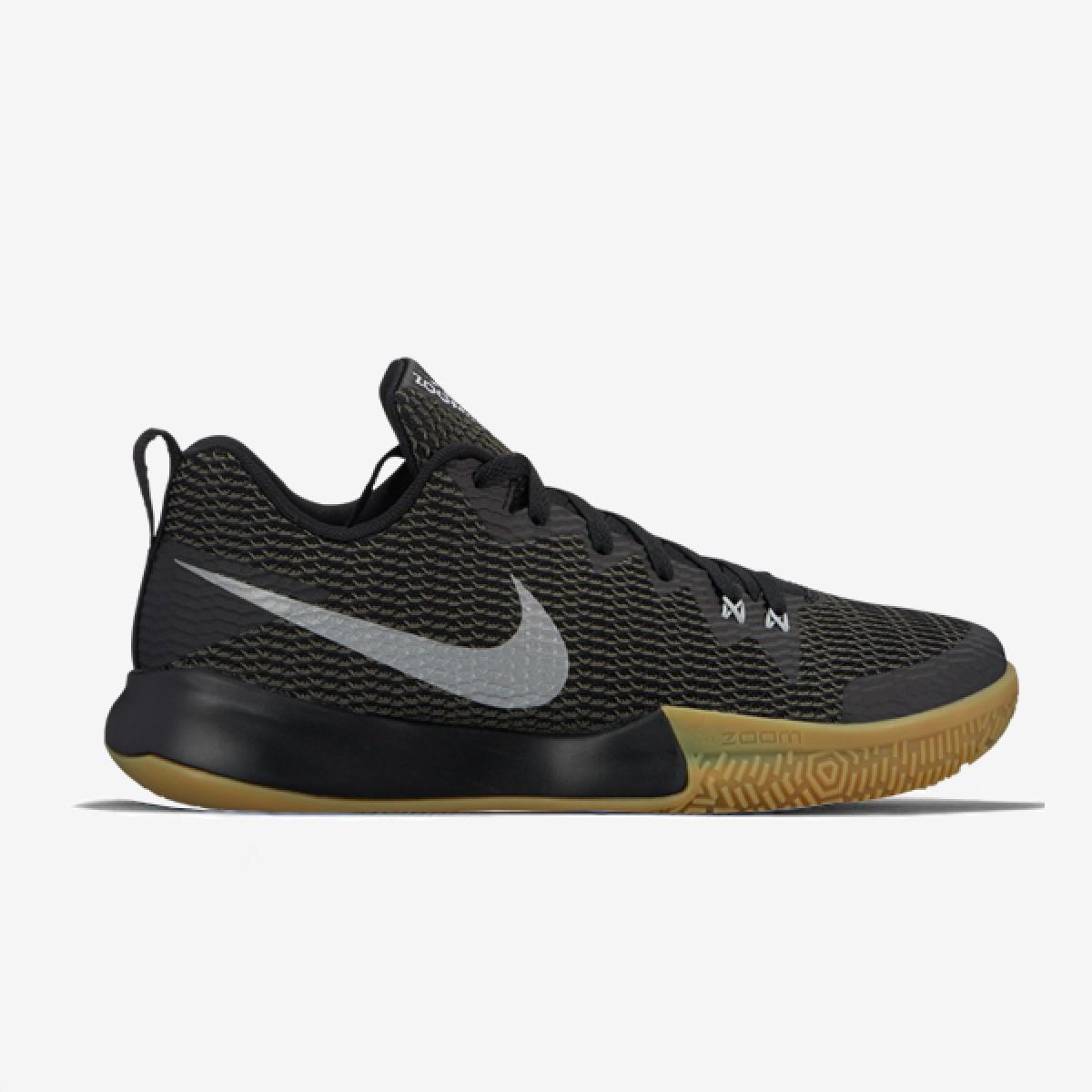 Nike Zoom Live II 'Black Gum'
