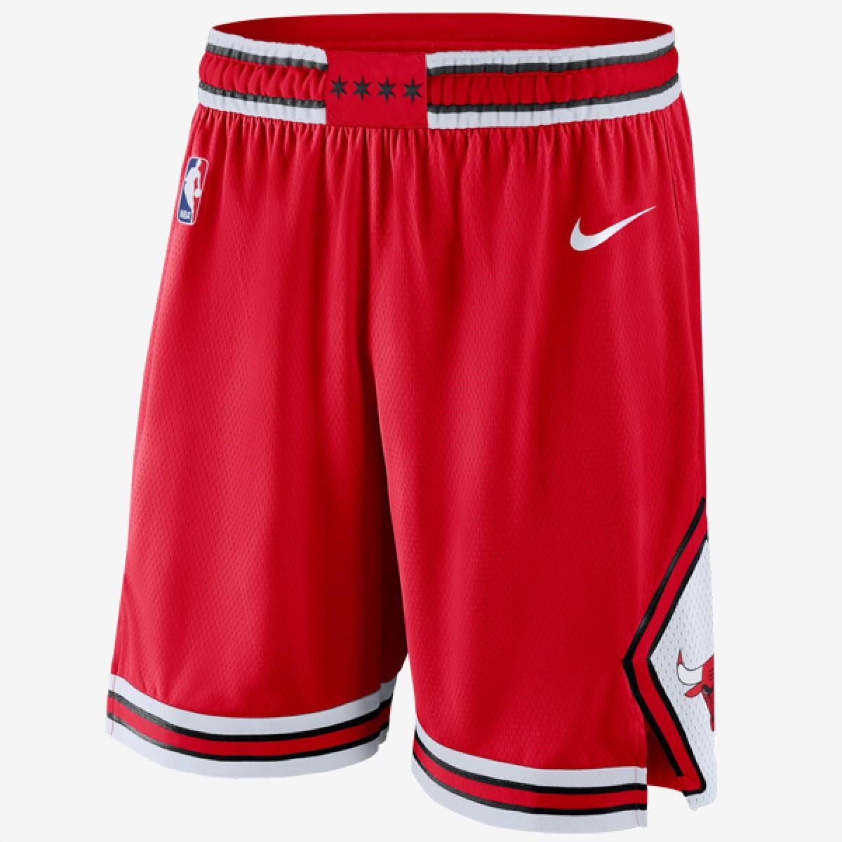 Nike NBA Bulls Swingman Short 'Icon Edition'