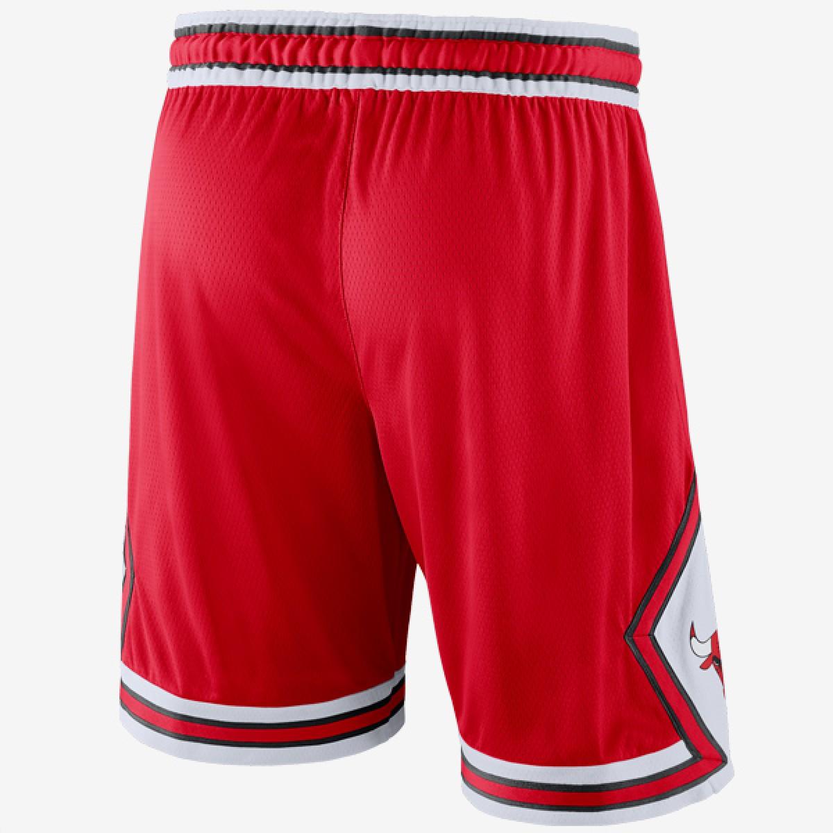 Nike NBA Bulls Swingman Short 'Icon Edition' 866789-657