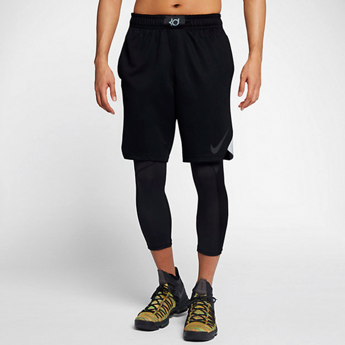 Nike KD Elite Short 'Black'