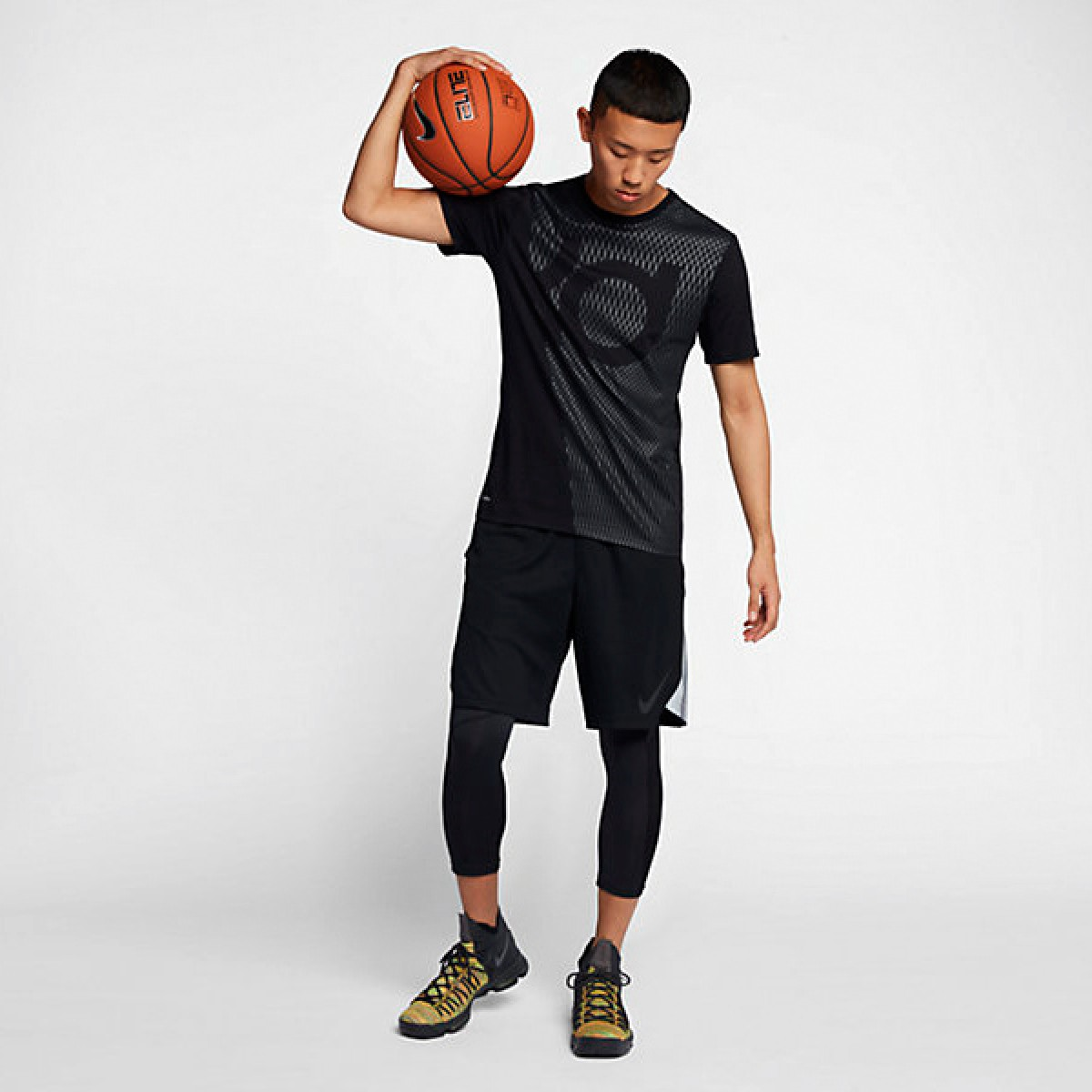 Nike KD Elite Short 'Black' 855837-010