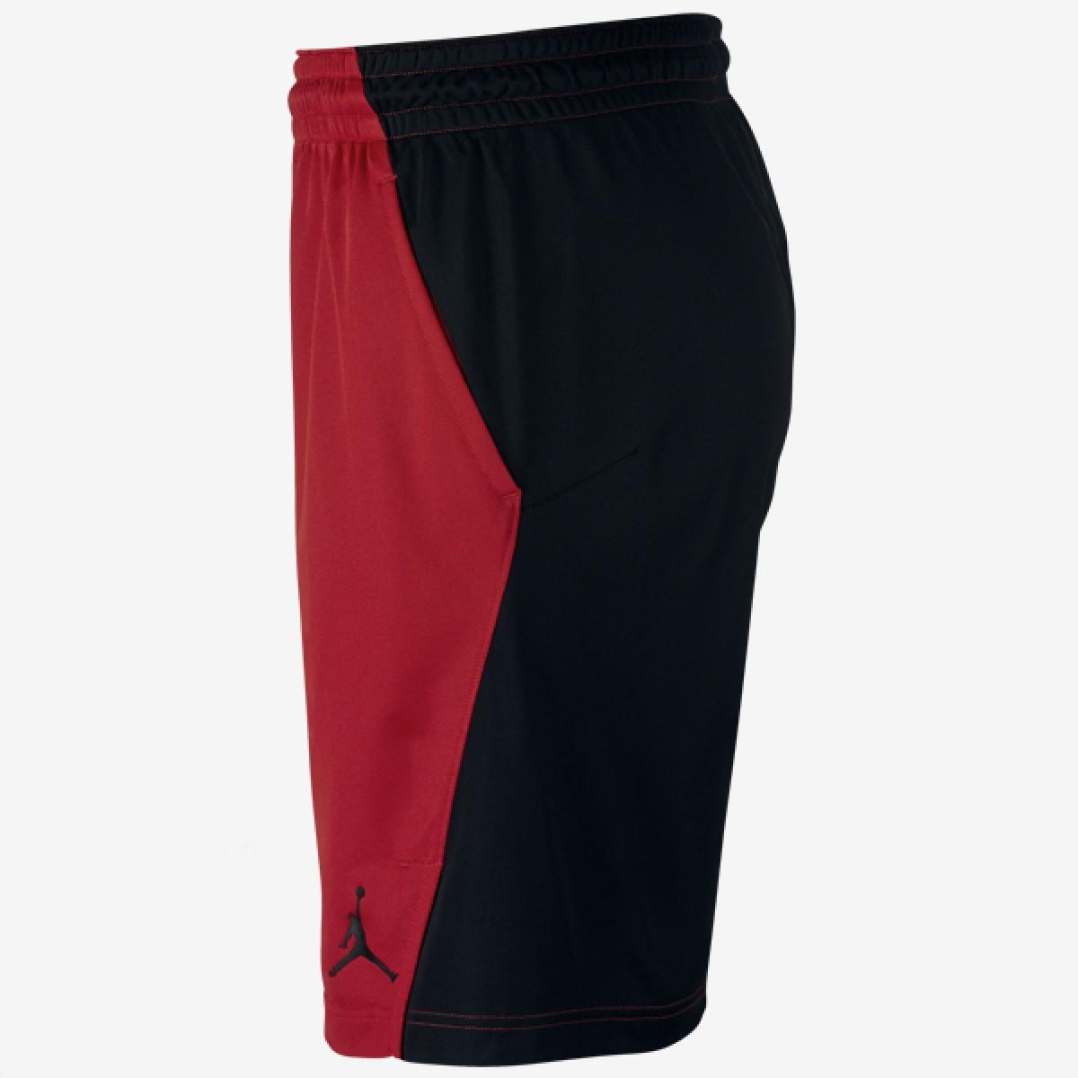 Jordan Flight Basketball Short 'Bred' 861496-687