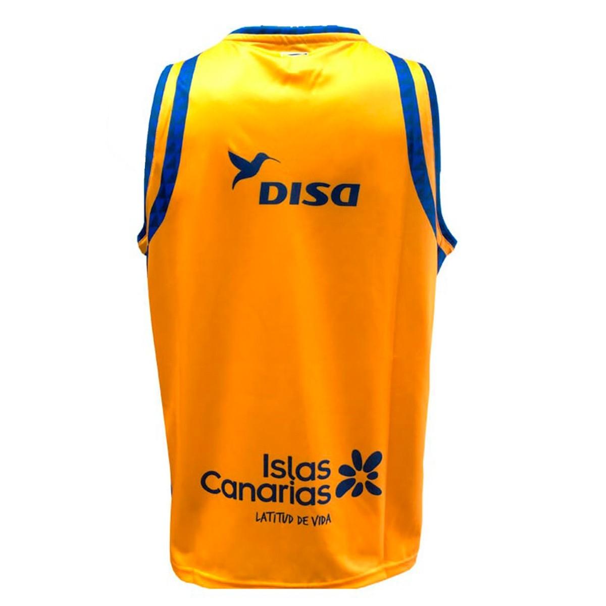 Spalding Gran Canaria Jersey 1ª Equipación-3003911140034