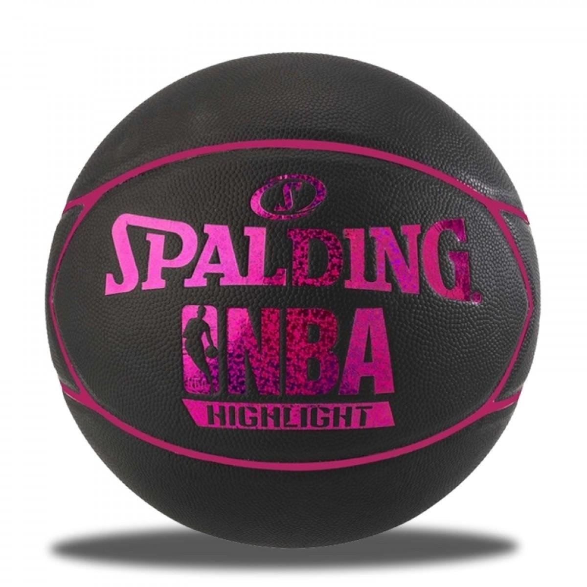 Spalding NBA Highlight 4Her 'Black'