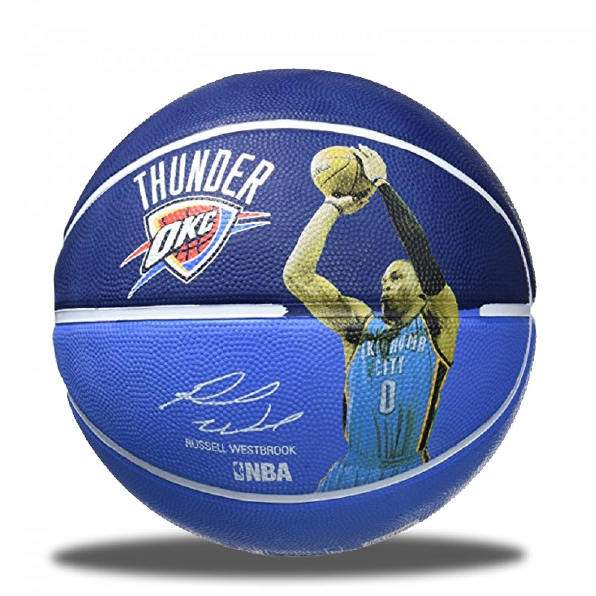Spalding NBA Player Ball Russell Westbrook