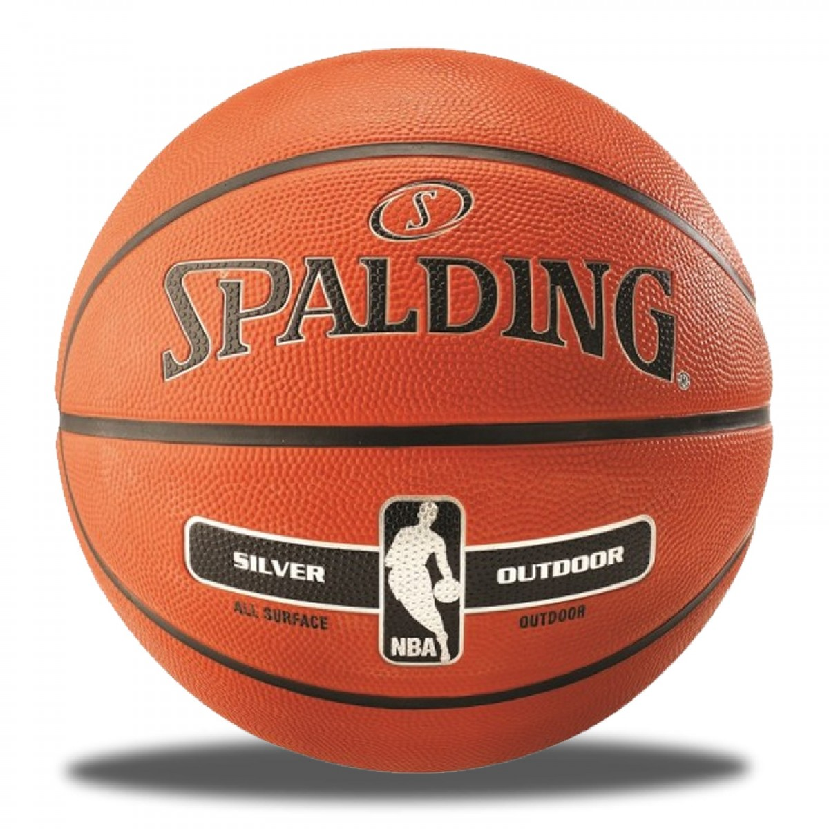Spalding NBA Silver Outdoor Men