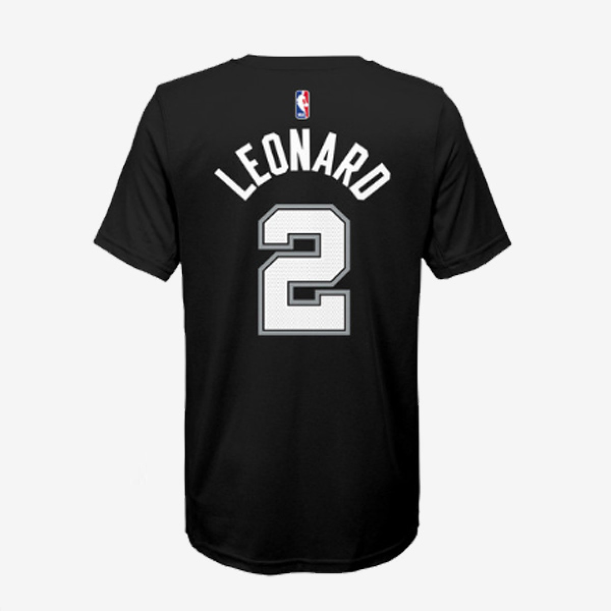 Nike Junior NBA Spurs Nick Name Tee Leonard 'Icon Edition' EZ2B711F1-SAKLI