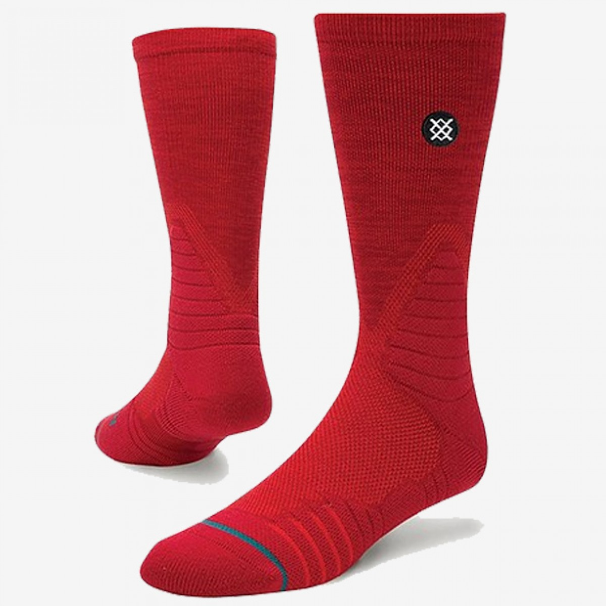 Calcetín Stance Game Day 'Red'