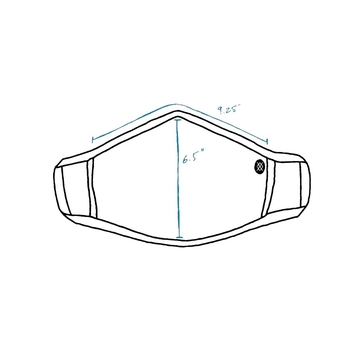 Stance Reversible 'Drake'-AH01C20DRA-NVY