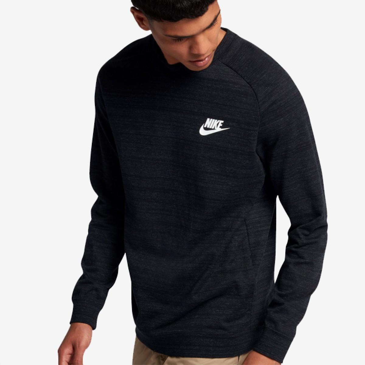 Nike Sportswear Advance 15 Crew 'Black'