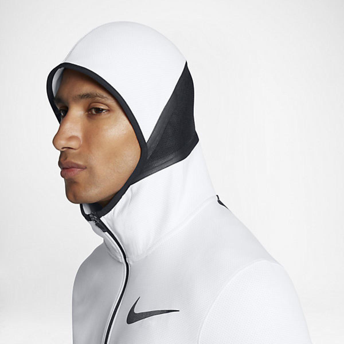 Nike Therma Flex Showtime Hoodie 'White' 856438-100
