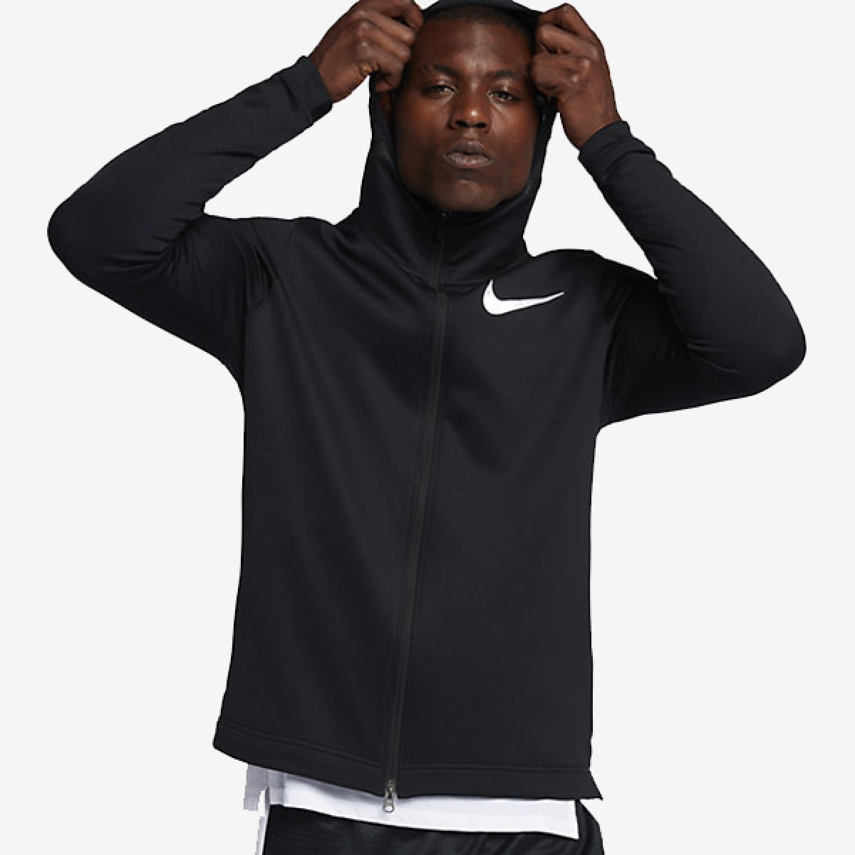 Nike Therma Flex Showtime Hoodie 'Black'