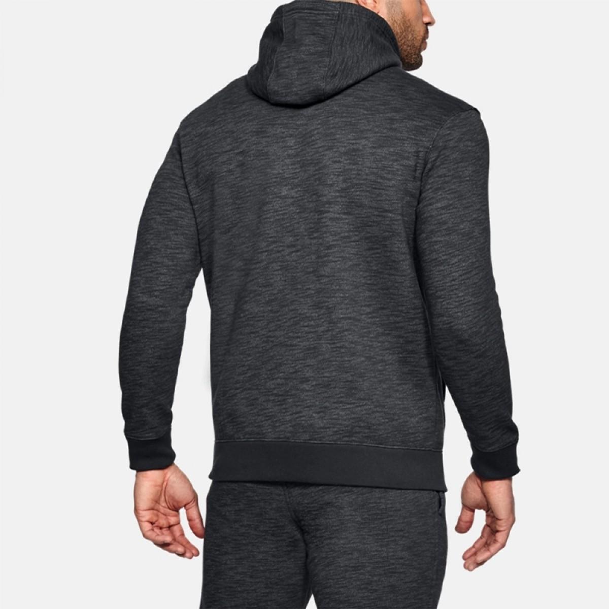 UA Baseline Hoody 'Black' 1309843-001
