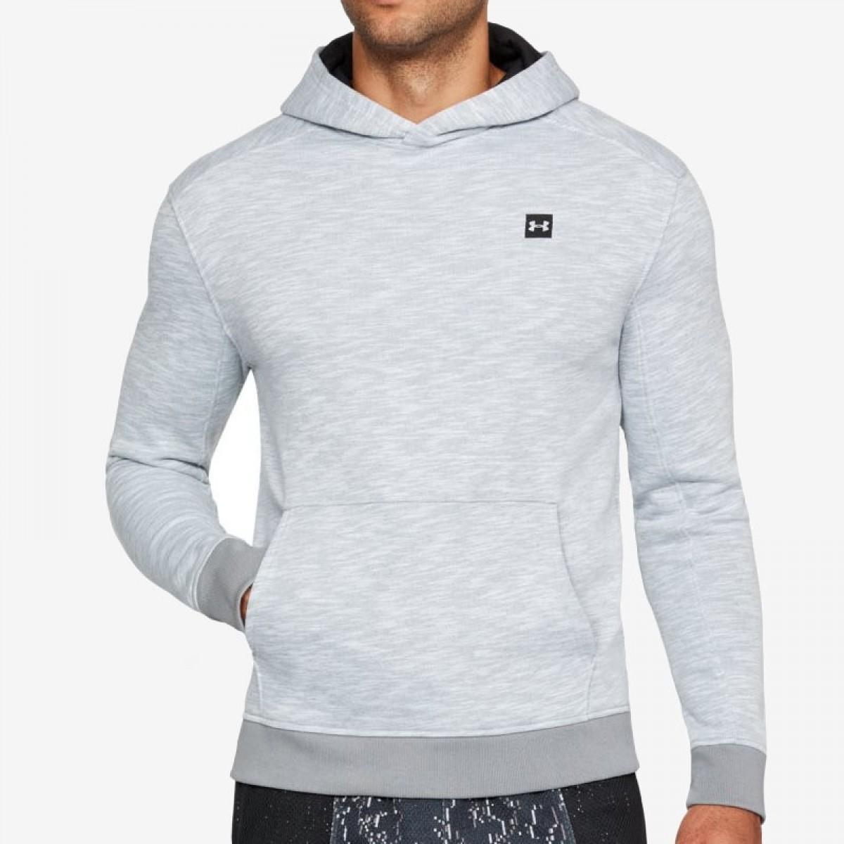 UA Baseline P/O Hoodie 'Grey'