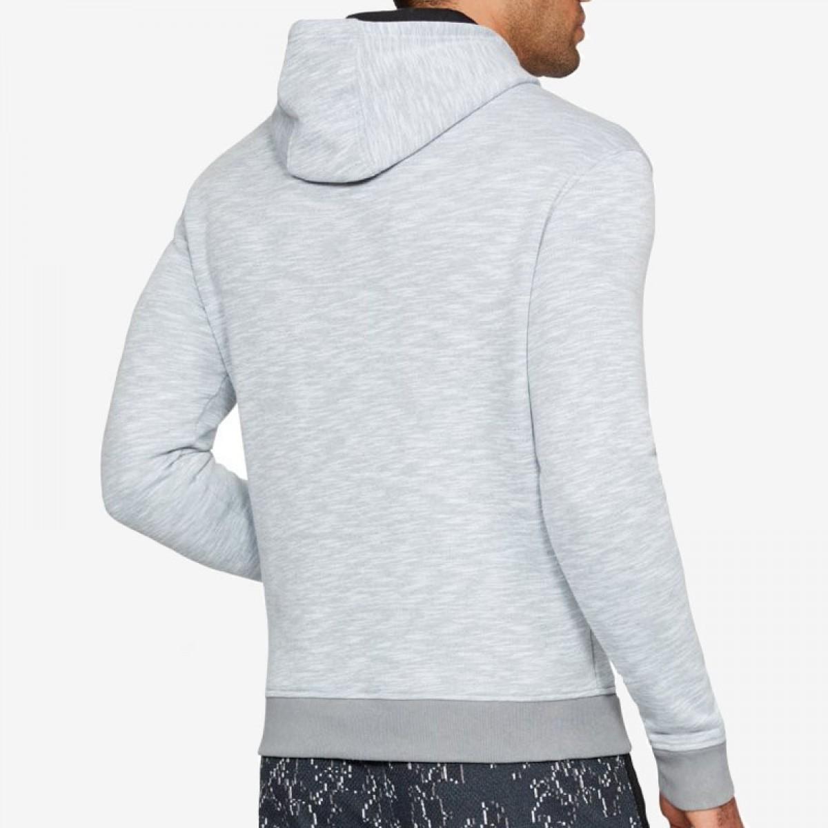 UA Baseline P/O Hoodie 'Grey' 1309845-025