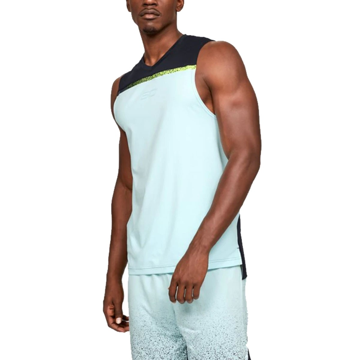 UA SC30 Ultra Performance Tank 'Turquoise'