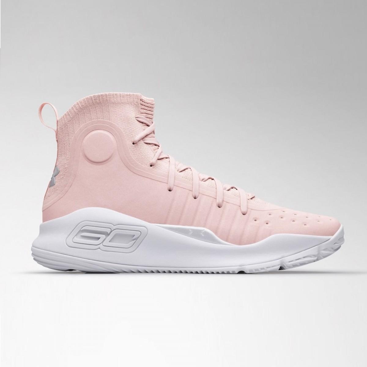 UA Curry 4 'Flushed Pink'