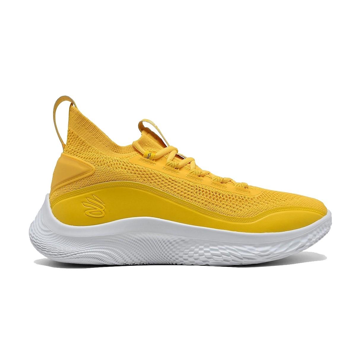 UA Curry 8 'Popcorn'